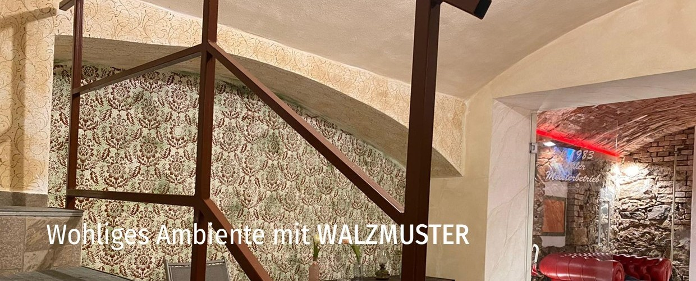 Innenmalerei_Walzmuster