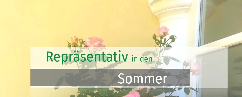 Repräsentativ Sommer