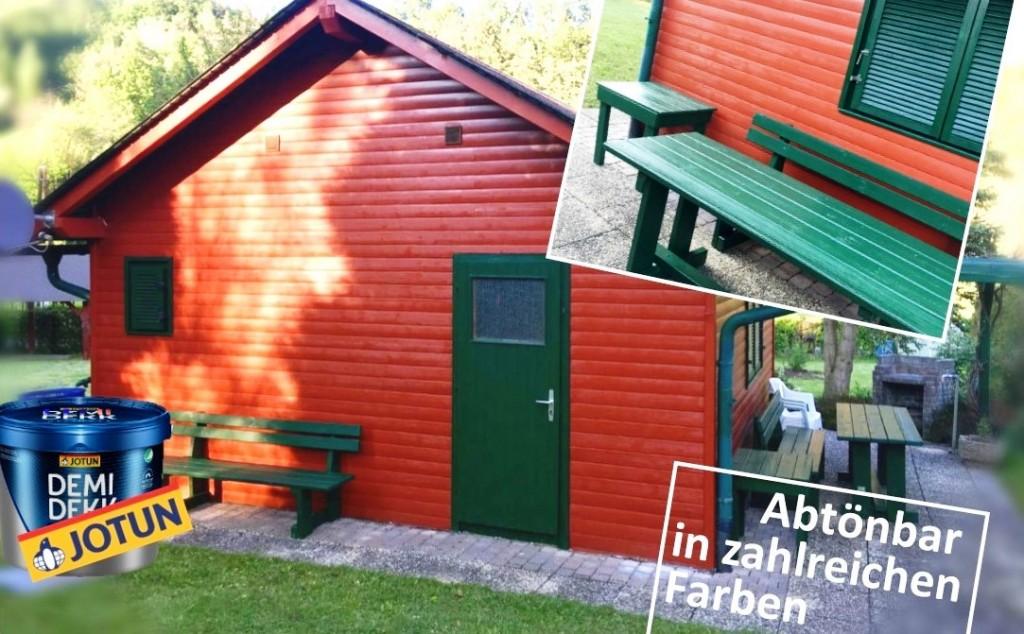 Holzfassade ÖKO_CABIN